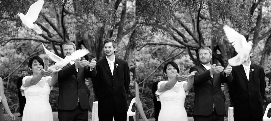White Doves of Noosa - Weddings